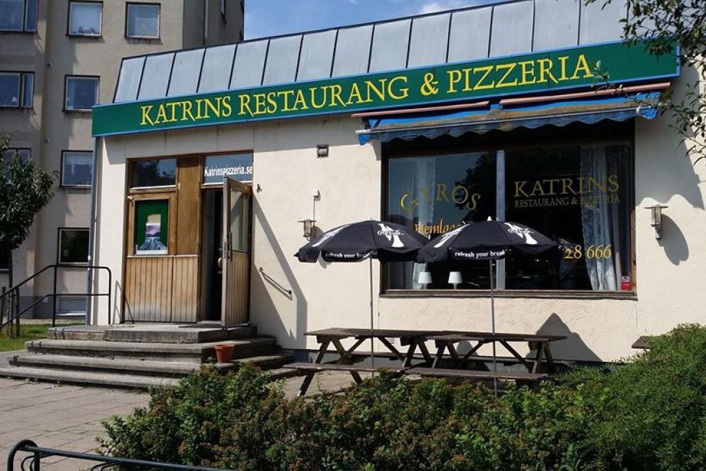 katrins pizzeria kristianstad hemkörning