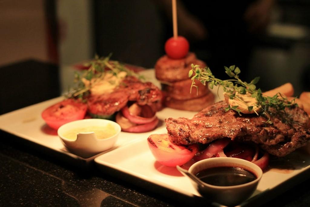 Steakhouse No. 9